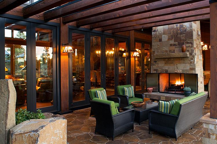 16 Inspiring Luxury Patio Ideas - Lifetime Luxury on Luxury Backyard Design id=97590