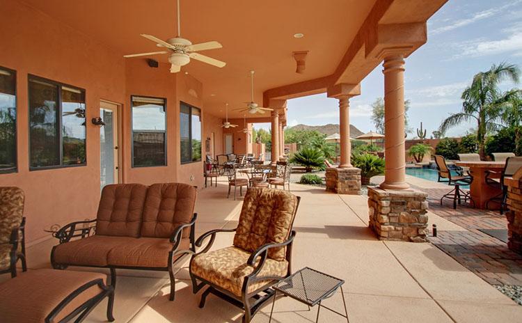 16 Inspiring Luxury Patio Ideas - Lifetime Luxury on Luxury Backyard Patios id=72185
