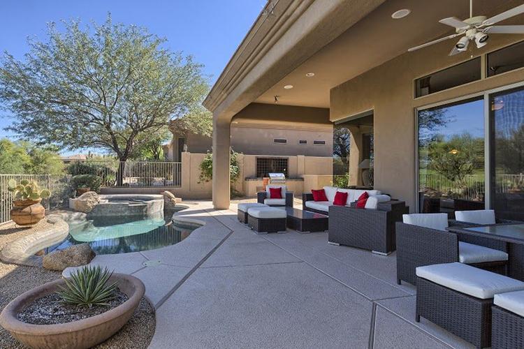 16 Inspiring Luxury Patio Ideas - Lifetime Luxury on Luxury Backyard Patios id=33798