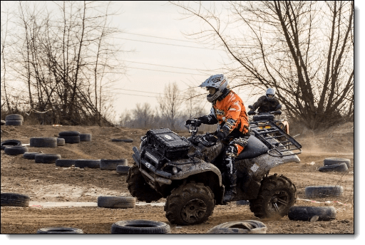 Rollovers are Leading Cause of ATV Accidents