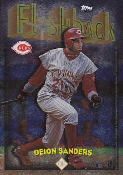 1998 Topps Flashback - front