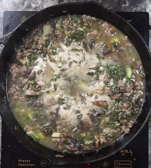 miso soup 6
