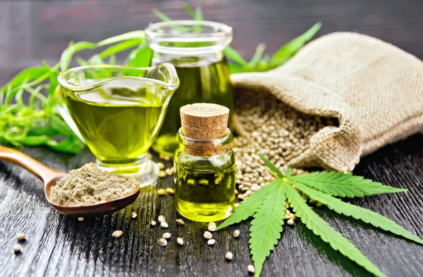 Tips for cooking and storing CBD oil