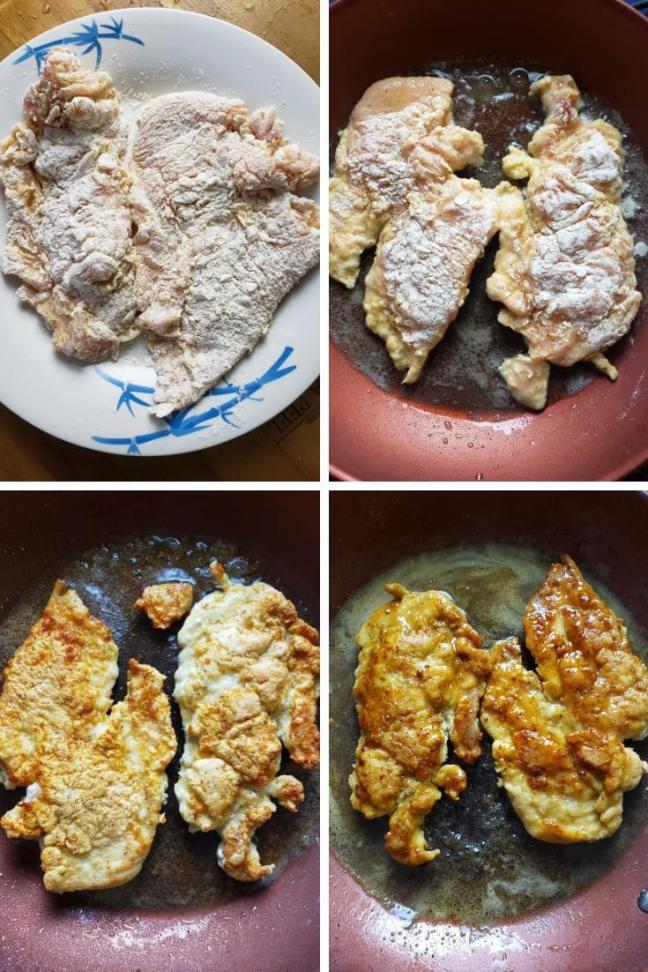 Tasty Lemony Chicken Francese