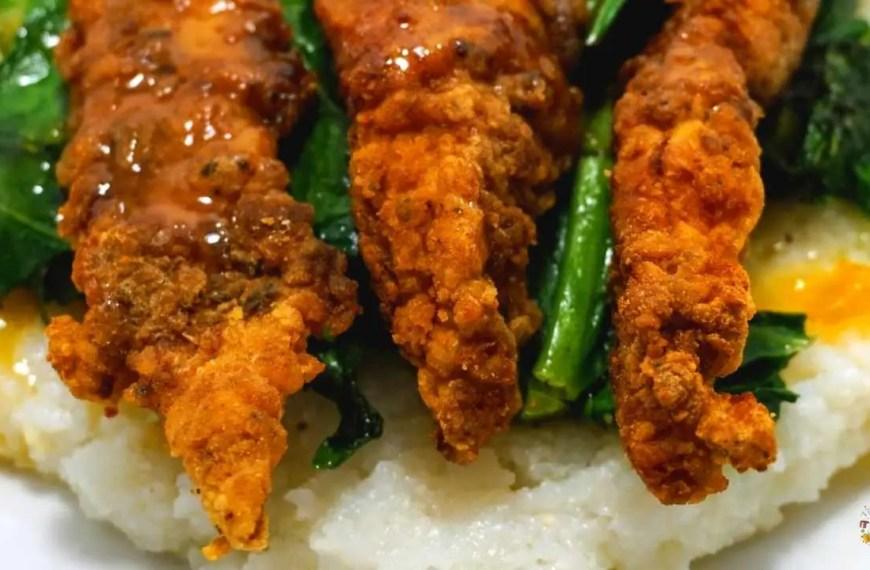 Best Southern Fried Chicken Recipe