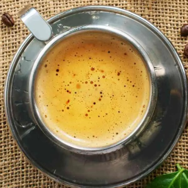 Yuanyang (Hong Kong Coffee) Coffee With Tea