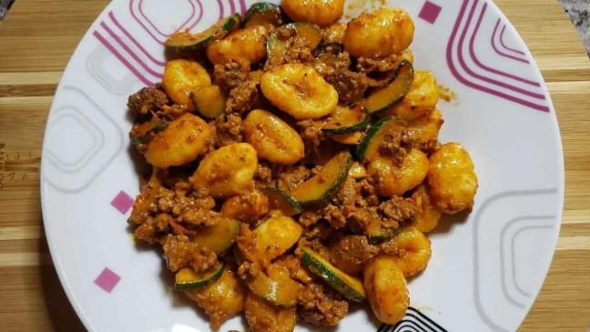 beef Gnocchi