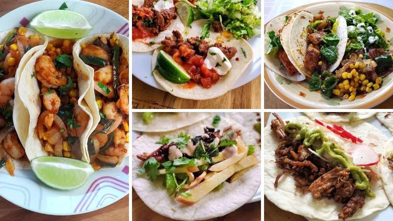 5 Summer Taco Recipes