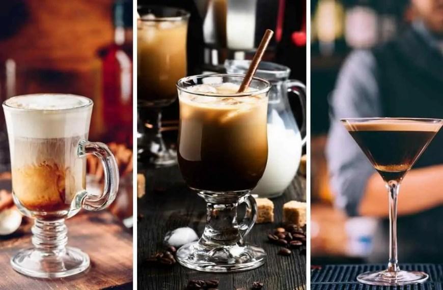 3 Espresso Cocktails Recipes