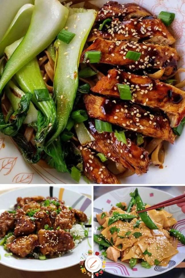 4 healthy sesame chicken recipe