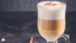 Cinnamon Mocha Cappuccino