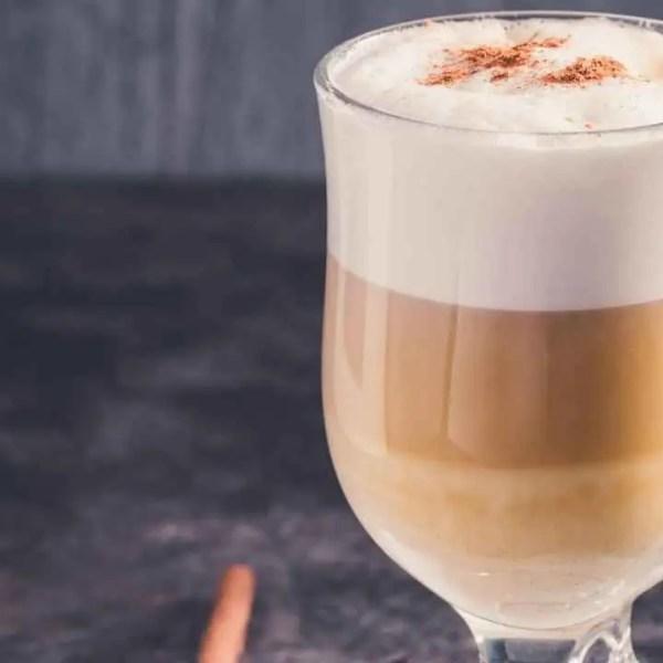 Perfect Morning Cinnamon Mocha Cappuccino