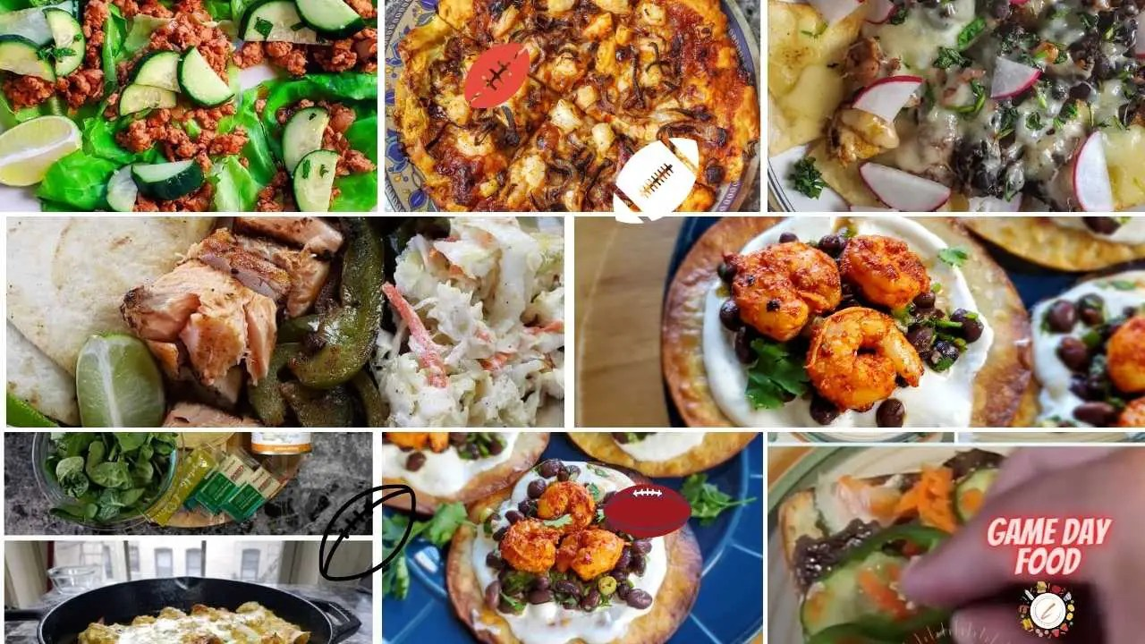 Game-Day Eats Delicious Game Day Food Recipes