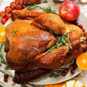 Apple Spice Turkey Brine