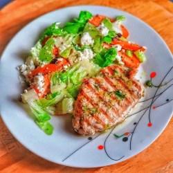 Lemon-Marinated Grilled Pork (1)