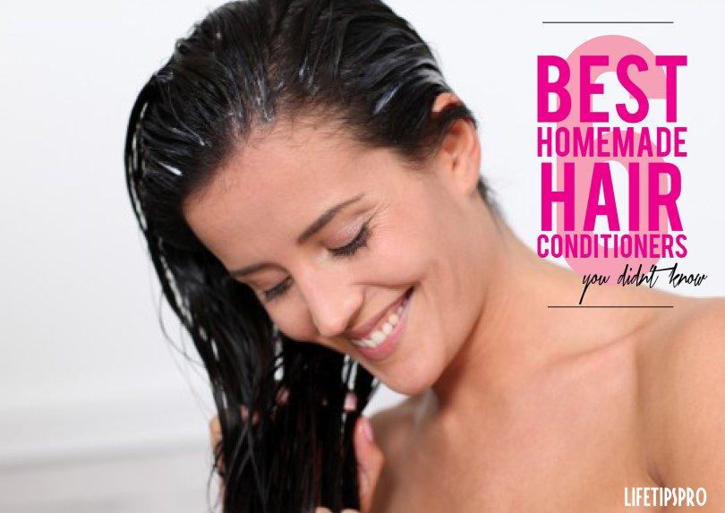 homemade hair conditioner for hair restoration