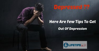 Few tips on how do i overcome depression