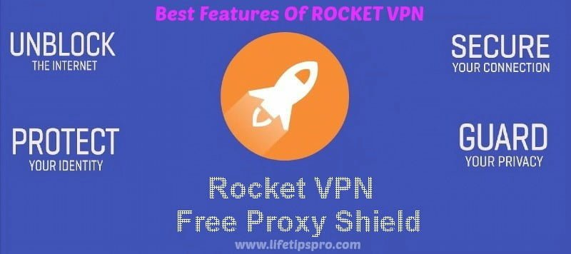 App Rocket VPN review with features and best pricing