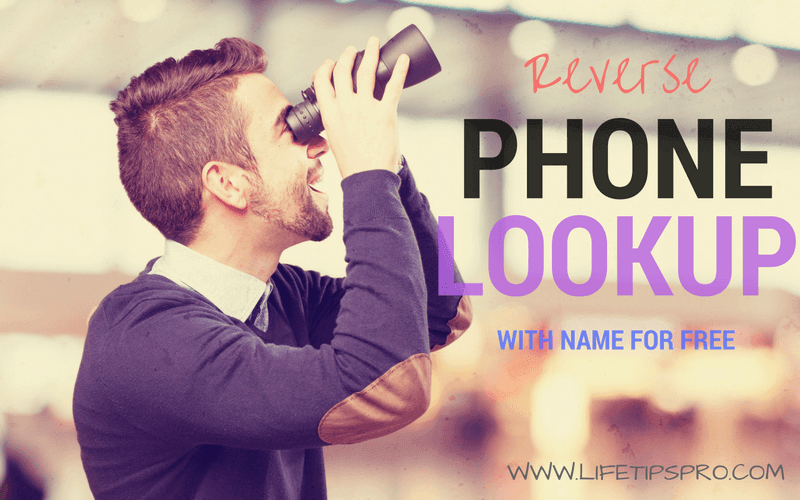 best and free reverse phone lookup with name