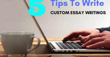 easy tips to write custom essay writings and best tips