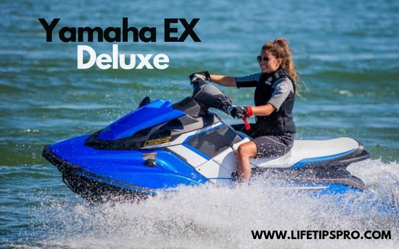 yahama ex deluxe performance and safety with the additional parts