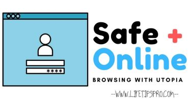 safe and secure online browsing utopia review