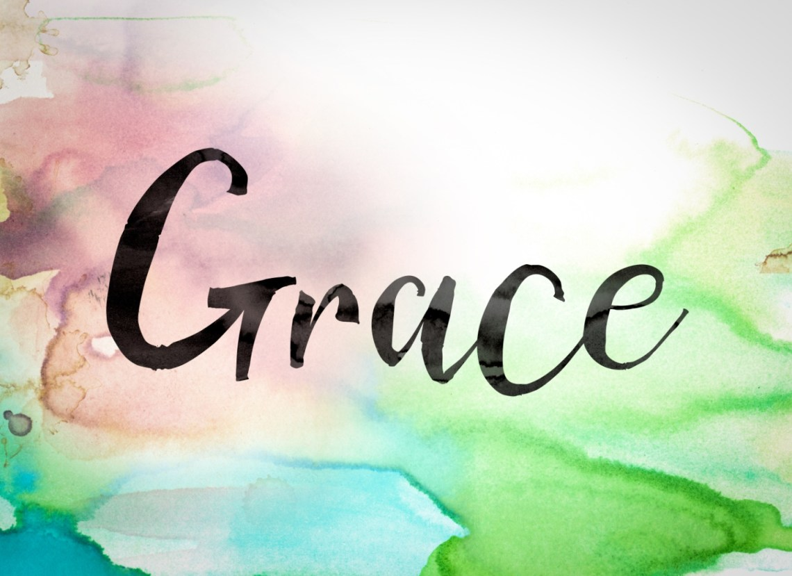 GUEST POST: Grace Saves Me Every Time by Rose Lockinger