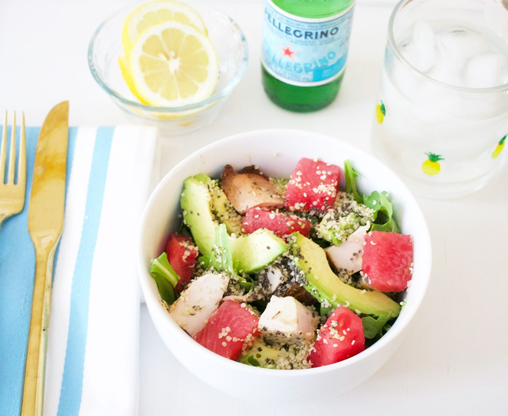 Summertime Fab Four Salad