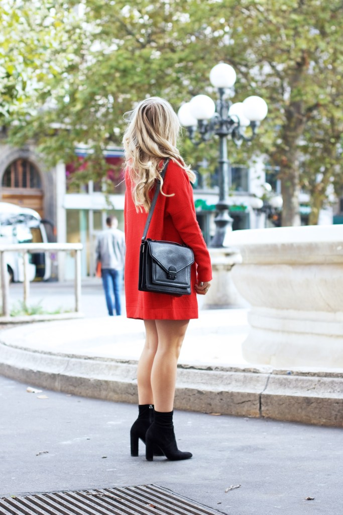 Sweater Dress Fall Fashion