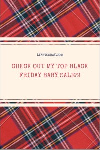 Baby, fashion, Black Friday, sales, top picks