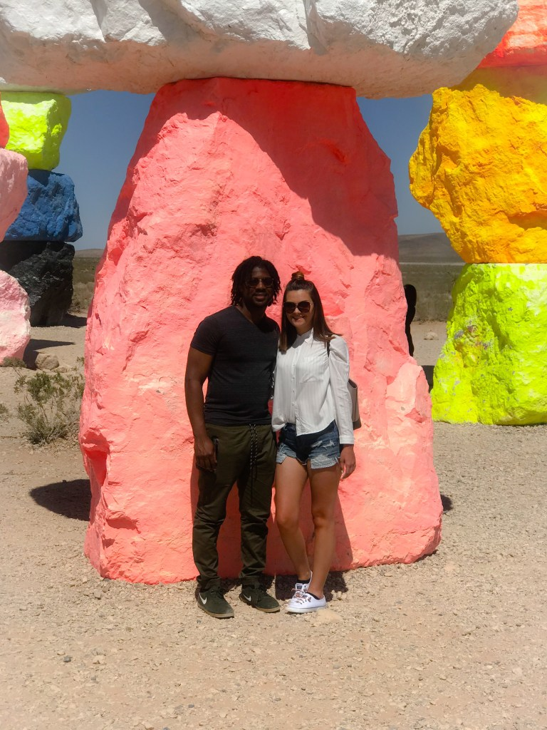 Las Vegas One Year Anniversary Trip