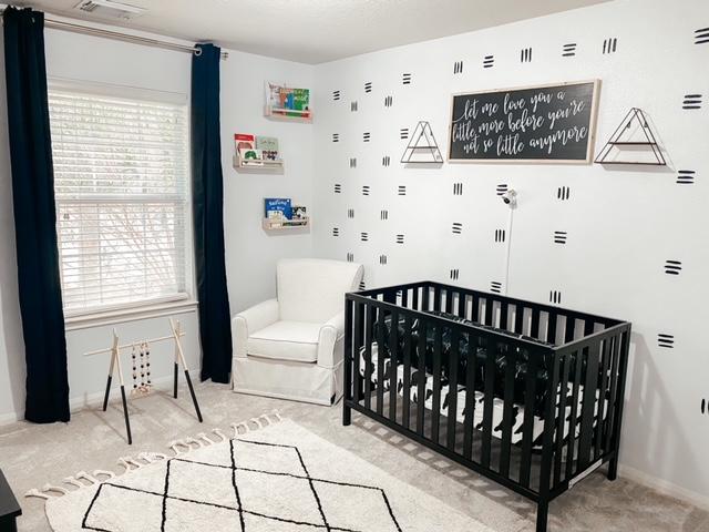 Kru's nursery reveal
