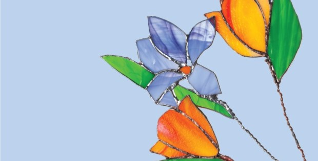 Stained Glass Charms Workshop at Project Eve, VR Bengaluru, Nov 24th, 2018