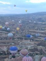 Hot Airballooning in Turkey