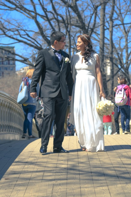 NY Central Park Wedding