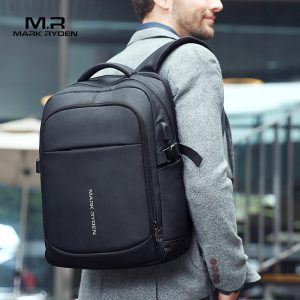 Backpack Multifunctional 15.6 Inch Waterproof  for Laptop Multilayer Pouches