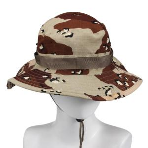 Sun Hat Panama Bucket Flap Hat Breathable Boonie Multicam Nepalese Boonie Camouflage Hats Outdoor Fishing Wide Brim hats