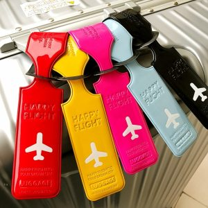 Creative Luggage Tag for Travel