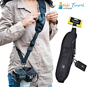 New Portable Shoulder Camera Strap for DSLR Digital SLR Camera Canon Nikon Sonys Quick Rapid camera accessories Neck Strap Belt