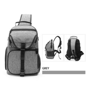 Multi-functional Camera Backpack Video Storage Shoulder Crossbody Bag Carrying Case Outdoor Waterproof Nylon for DSLR Camera Bag