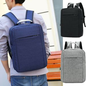Multifuction Anti-theft Office Mens Womens USB Charging Backpack Laptop Notebook Travel School Business Bag Ultralight Bag