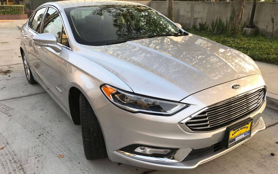 Review: Top Ten Things I Love About My 2017 Ford Fusion Hybrid SE