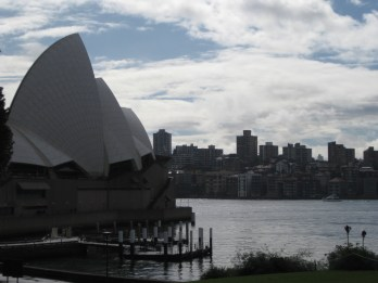 Coming up on the Opera House