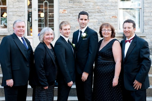 Grooms and all parents