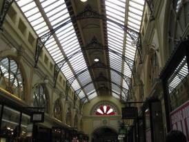 Skylight of the Royal Arcade