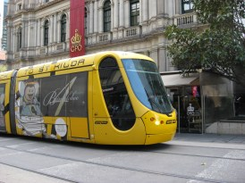 Melbourne light rail