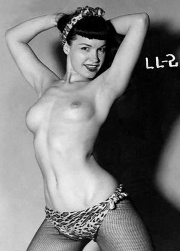 Bettie Page 100