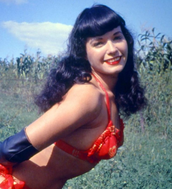 Bettie Page 195