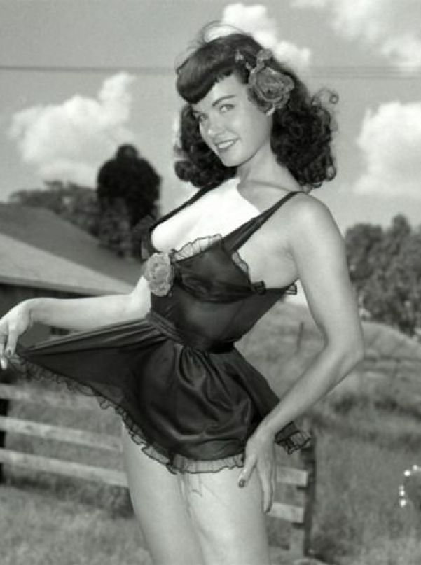 Bettie Page 53