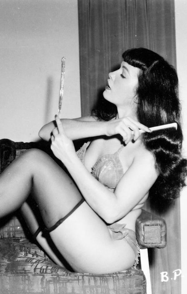 Bettie Page 98